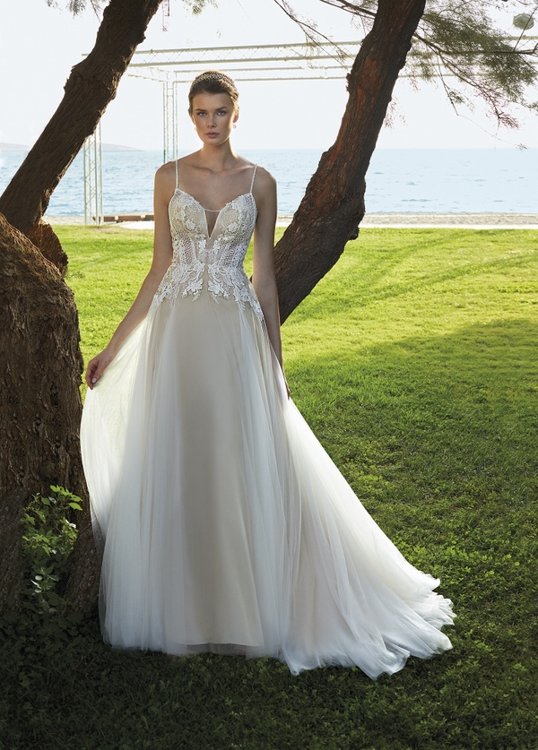 Νυφικά Φορέματα Destination Romance Collection - Style DR352