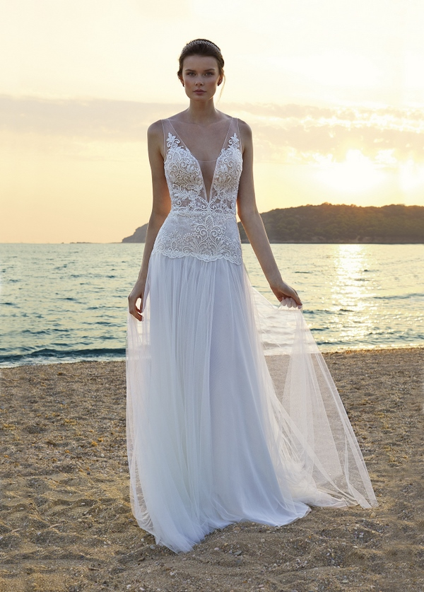 Νυφικά Φορέματα Destination Romance Collection - Style DR353